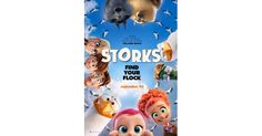 Disney Movies In Spanish Dvd. Storks have moved on from delivering babies to packages. But when an order for a baby appears, the best delivery stork must scramble to fix the error by delivering the baby. Family Movies, Kid Movies, Cartoon Movies, Movies To Watch, Movies And Tv Shows, Comedy Movies, Movies Free, Children Movies, Comedy Actors