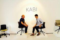KABI, LA SILLA ATEMPORAL / KABI, THE TIMELESS CHAIR