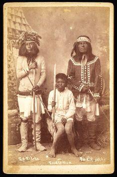 White Mountain Apaches?