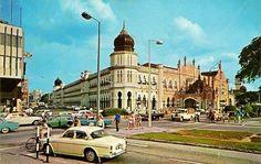 Kuala Lumpur, 1966..