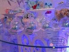 Cada detalhe da decoração da mesa foi idealizado e confeccionado por Angélica Sodré - Fábrica de Lembranças e Sonhos
