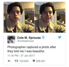 U can see his phone in the mirror in the background wth? Funny New, Funny Stuff, Sprouse Bros, Vegan Memes, I Am Beautiful, Jokes Quotes, Puns, Make Me Smile, I Laughed