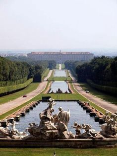 Versalles y sus jardines