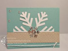 November 2014 Paper Pumpkin kit - card alternative