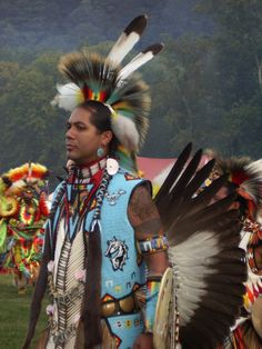Want to attend a pow wow.