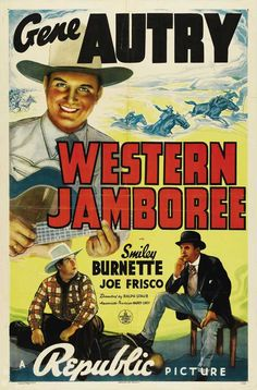 Western Jamboree 11x17 Movie Poster (1938)