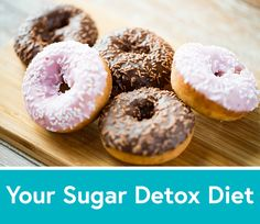 How to Do a Sugar Detox (Without Going Crazy) by dailyburn: Here's a plan.  #Sugar_DEtox
