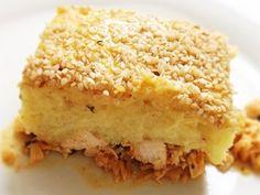 Imagem da receita Escondidinho de batata doce com frango