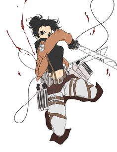 Lan Fan crossover Attack on Titan Attack On Titan Crossover, Attack On Titan Anime, Lan Fan, Cool Anime Girl, Fullmetal Alchemist, Art Reference, Anime Art, Disney Characters, Fictional Characters