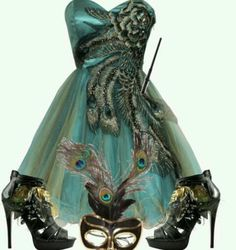 Masquerade Prom. I want this.