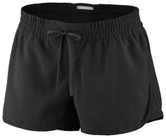 Columbia - Viva Bonita Boardshort-Black  UPF 50 protection is built right in to shield you from harmful UV rays while Omni-Shield technology repels stains and moisture. Classic fit.
