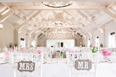 Elegant Pastel Wedding at Stoke Place Country House with Karen Willis Holmes Bridal Gown & Coast Bridesmaid Dresses by Source images Wedding Chair Sashes, Wedding Chair Decorations, Wedding Chairs, Spring Wedding, Wedding Blog, Wedding Ideas, Magical Wedding, Elegant Wedding, Coast Bridesmaid Dresses