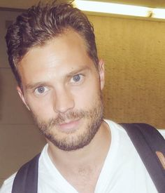 I just want to say 'Thank You So Much' to all the fans sharing these amazing pictures of #JamieDornan in New York! They are priceless! ❤️ Pic Via: JamieDornanOnline