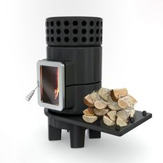 50+ Stunning and Innovative Wood Stoves for Your Home https://freshouz.com/innovative-wood-stoves/