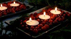 cheap christmas decorating ideas | 10 Cheap, Easy and Gorgeous DIY Holiday ... | holiday decorating ideas