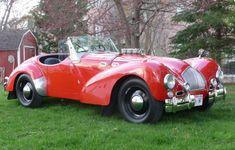 Hemmings Find of the Day – 1952 Allard K2.. sweet!!