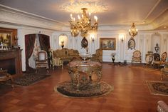 mahmoud badawey Villa Interior design Project Idea - Top and Best Italian Classic Furniture