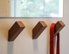 WallNuts™  Creative Wall Hooks for the Organized Modernist.