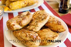 The Slow Roasted Italian: Garlic Beer Marinade for Grilled Chicken - Garlic Beer Marinade Grilled Chicken is fast easy and flavorful. No chopping required. Blend in food processor and marinate for 24 hours! Chicken Flavors, Chicken Recipes, Beer Marinade, The Slow Roasted Italian, Marinated Grilled Chicken, Beer Chicken, Chops Recipe, Pork Chop Recipes, Italian Recipes