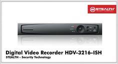 DVR HDV Series 3216-ISH
