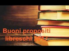 Buoni propositi libreschi  2017 #book