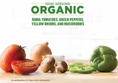 In what is just more confirmation that the world is moving towards organic food, Papa John's, the third-largest pizza delivery company, announced that it has launched an organic pilot program in its locations in Lexington, Kentucky. Customers in this market are now able to order pizzas that feature four freshly-sliced, organic toppings: Roma tomatoes, green […]