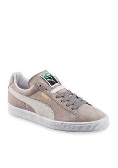 PUMA  Mens Suede Classic Sneakers