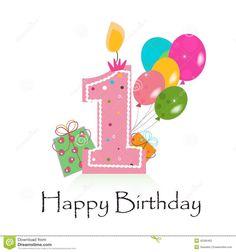 happy 1st birthday clip art happy first birthday candle and rh pinterest com 1st birthday clip art for baby girl 1st birthday clip art for baby girl