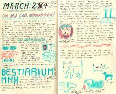 Katie Turner Illustration: My Week in Bologna
