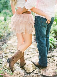 Southern engagement session