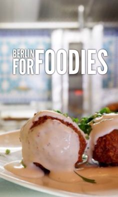 Berlin Food Guide || Read my article here: http://www.blocal-travel.com/food/berlin-food/