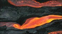 Image result for volcano lava flow