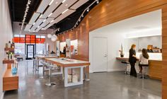 dpHUE concept store by Julie Snow Architects, Maple Grove – Minnesota
