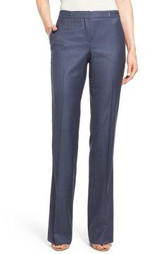 Tulea' Straight Leg Suit Pants