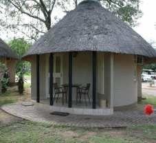 Pretoriuskop Restcamp - Kruger National Park