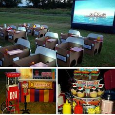 Classic 1950's Drive-In Movie Party | Cool And Classic Kids Party Ideas For The Homesteading Family
