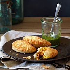 17 fall pumpkin recipes | Pumpkin Curry Empanadas | Sunset.com