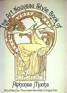 Poster for Documents Decoratifs 1902 - Alphonse Mucha