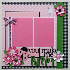 Scrapbooks premade pages 12x12 Ohioscrapper by ohioscrapper