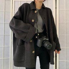 clothes fashion kfashion korean fashion style street style cute kawaii soft pastel aesthetic outfit inspiration elegant skinny fashionable spring autumn winter cozy comfy clothing r o s i e Adrette Outfits, Korean Outfits, Cute Casual Outfits, Retro Outfits, Fall Outfits, Vintage Outfits, Fashion Outfits, Casual Clothes, Fashion Pants