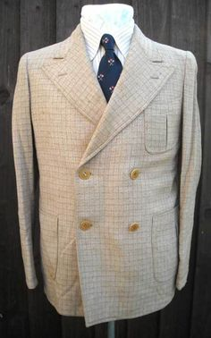 The Thread to Display Your 1930s Suits - Page 10