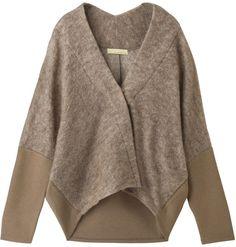 GALLARDAGALANTE スライバーカット羽織 / oversized cardigan on ShopStyle