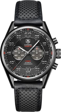Tag Heuer Carrera Calibre 36 Automatic Flyback Chronograph - http://soheri.guugles.com/2018/02/13/tag-heuer-carrera-calibre-36-automatic-flyback-chronograph/