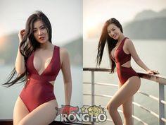 "Thanh Huong - Lan ""cave"" in Quynh Doll bikini show off .- Thanh Hương – Lan ""cave"" trong Quỳnh Búp Bê mặc bikini khoe dáng Thanh Huong – Lan ""cave"" in Quynh Doll wears a bikini - Doll Bikini, Swimsuits, Bikinis, Swimwear, Japanese Girl, Mac, One Piece, Dolls, How To Wear"