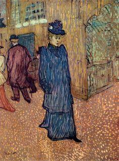 French Painters: TOULOUSE-LAUTREC Henri de