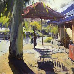 Cool Winters Morn, Vic - Australia | Colley Whisson