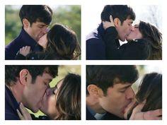 <3 <3 Beso Tomanza <3 <3 #EsperanzaMía #Tomanza