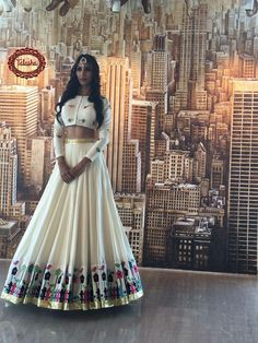 Garba Dress, Navratri Dress, Choli Dress, Bollywood Outfits, Pakistani Outfits, Bollywood Fashion, Indian Outfits, Indian Attire, Indian Wear