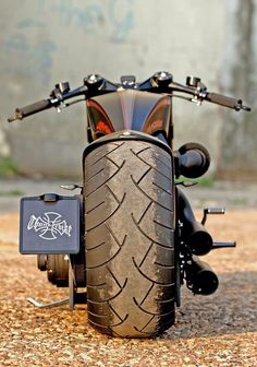 Harley-Davidson Screamin Eagle powered Custombike by Thunderbike Customs. Vintage Motorcycles, Custom Motorcycles, Custom Bikes, Harley Bikes, Harley Davidson Motorcycles, Moto Bike, Motorcycle Bike, Harley Davidson Night Rod, Chopper Bike