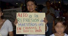 Maestros de Cancún también rechazan la reforma educativa (Fotos) http://insurgenciamagisterial.com/maestros-de-cancun-tambien-rechazan-la-reforma-educativa-fotos/